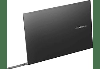 ASUS VivoBook S15 S533IA-BQ453T, Notebook mit 15,6 Zoll Display, AMD Ryzen™ 7 Prozessor, 16 GB RAM, 1 TB SSD, AMD Radeon™ Grafik, Indie Black