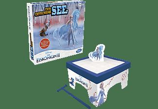 HASBRO GAMING Disney Der gefrorene See, Spiel zu Die Eiskönigin II Kinderspiel Mehrfarbig