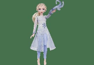 HASBRO Disney Die Eiskönigin Elsas magische Enthüllung Spielzeugpuppe Mehrfarbig