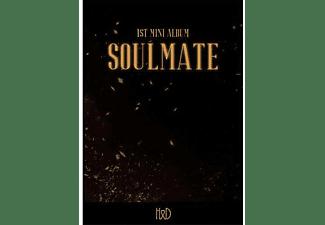 H&D (한결 & 도현) - Soulmate  - (CD)