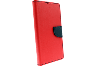 AGM 30693, Bookcover, Xiaomi, Mi 10 lite, Rot/Blau