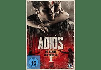 Adios - Die Clans von Sevilla DVD