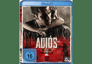 Adios - Die Clans von Sevilla Blu-ray