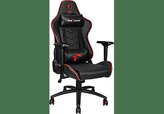 MSI MSI MAG CH120 X Gaming Stuhl, Schwarz/Rot