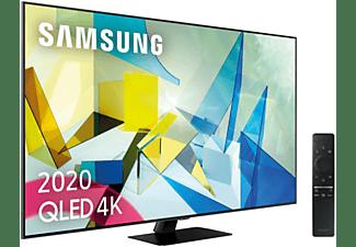 Tv Qled 50 Samsung Qe50q80tat Ultra Hd 4k Smart Tv Con Inteligencia Artificial