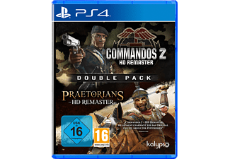 Commandos 2 & Praetorians: HD Remaster Double Pack - [PlayStation 4]