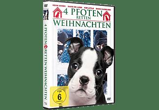 VIER PFOTEN RETTEN WEIHNACHTEN DVD
