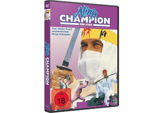 Ninja Operation - Champion in Fire DVD