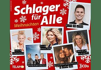 VARIOUS - Schlager für Alle-Weihnachten  - (CD)