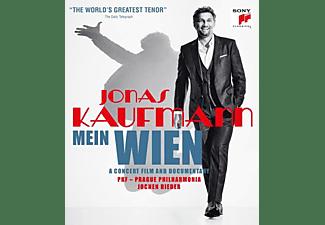 Jonas Kaufmann - Mein Wien  - (Blu-ray)