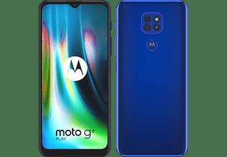 MOTOROLA moto g9 play 64 GB Blau Dual SIM