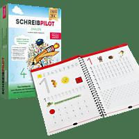 """DIE HÖHLE DER LÖWEN Schreibpilot Heft """"Zahlen"""" mit Bleistift & Radiergummi"""