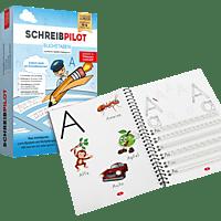 """DIE HÖHLE DER LÖWEN Schreibpilot Heft """"Buchstaben"""" mit Bleistift & Radiergummi"""
