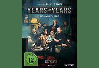 Years & Years / Die komplette Serie Blu-ray