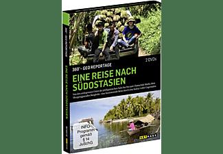 Eine Reise nach Südostasien / 360°-GEO Reportage DVD