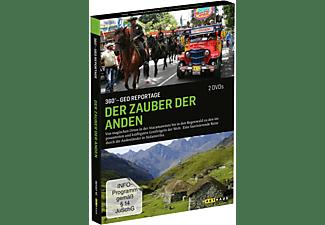 Der Zauber der Anden / 360° - GEO Reportage DVD