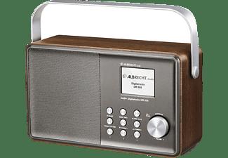 ALBRECHT DR 855 DAB+ Radio, FM, DAB+, Bluetooth, Mehrfarbig
