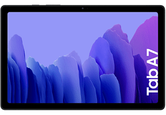 "Tablet - Samsung Galaxy Tab A7, WiFi, Negro, 10.4"" WUXGA, 3 GB, 64 GB, Octa-Core, Android"