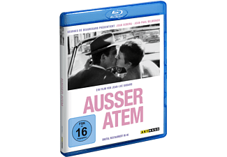 Ausser Atem Blu-ray