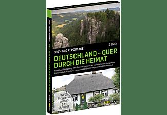 Deutschland - Quer durch die Heimat / 360° - GEO Reportage DVD