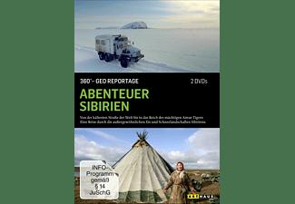 Abenteuer Sibirien / 360° - GEO Reportage DVD