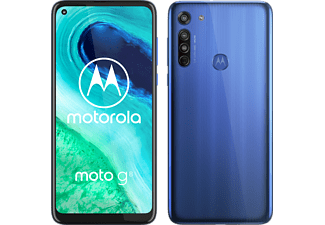 MOTOROLA moto g8 64 GB Blau Dual SIM