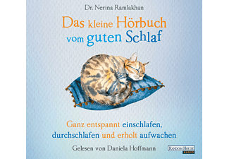 - Das kleine Hörbuch vom guten Schlaf  - (CD)