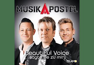 Musikapostel - Beautiful Voice (...sagte sie zu mir)  - (CD)