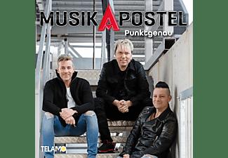 Musikapostel - Punktgenau  - (CD)