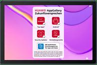 HUAWEI MatePad T 10s LTE, Tablet, 64 GB, 10,1 Zoll, Deepsea Blue