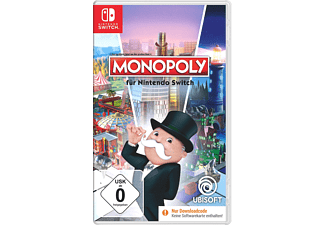 Monopoly (Code in der Box) - [Nintendo Switch]