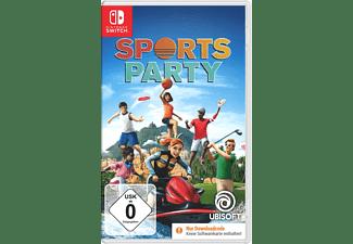 Nintendo Switch Sports Party - Code in der Box - [Nintendo Switch]
