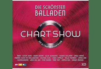 VARIOUS - Die Ultimative Chartshow-Die Schönsten Balladen  - (CD)