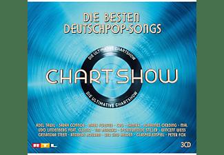 VARIOUS - Die Ultimative Chartshow-Beste Deutschpop-Songs  - (CD)