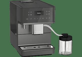 MIELE CM 6560 MilkPerfection Kaffeevollautomat Graphitgrau PearlFinish