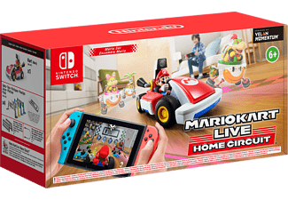 Switch - Mario Kart Live: Home Circuit - Mario-Set /Mehrsprachig