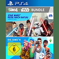 Die Sims 4 + Star Wars: Reise nach Batuu - Bundle - [PlayStation 4]