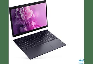 LENOVO Yoga Duet 7i, Convertible mit 13 Zoll Display, Core™ i5 Prozessor, 8 GB RAM, 256 GB SSD, Intel UHD Grafik, Schiefergrau