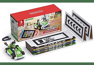 REACONDICIONADO Nintendo Switch Mario Kart Live: Home Circuit + Coche Luigi