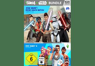 Die Sims 4 + Star Wars: Reise nach Batuu - Bundle - [PC]