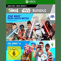 Die Sims 4 + Star Wars: Reise nach Batuu - Bundle - [Xbox One]