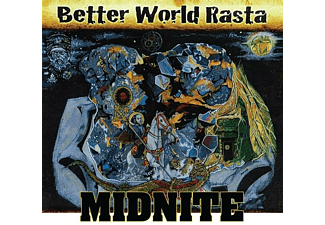 Midnite - BETTER WORLD RASTA  - (Vinyl)
