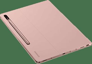 SAMSUNG EF-BT970 Tablethülle Bookcover für Samsung Polycarbonate und Polyurethane, Braun