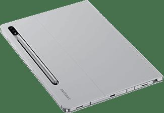 SAMSUNG EF-BT870 Tablethülle Bookcover für Samsung Polycarbonate und Polyurethane, Grau