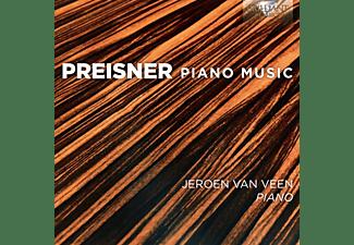 Jeroen Van Veen - Preisner-Piano Music  - (CD)