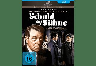 Schuld und Suehne (mit Jean Gabin) Blu-ray