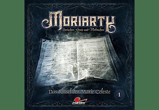 Moriarty-zwischen Genie Und Verbrechen - Moriarty 01-Das Rätsel Der Marie Celeste  - (CD)