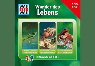 Was Ist Was - Was ist was (3): Hörspielbox Vol. 10 - Leben  - (CD)
