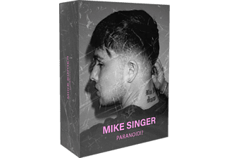 Mike Singer - Paranoid!? (Ltd.Fanbox)  - (CD + Merchandising)