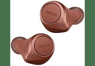 JABRA Elite Active 75t mit ANC, In-ear Kopfhörer Bluetooth Sienna